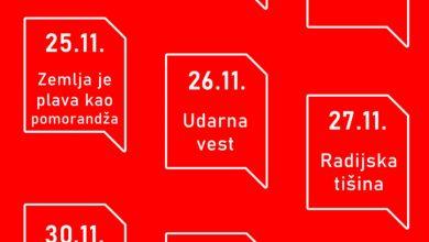 """Photo of """"Beldocs"""" u Užicu od 23. novembra"""