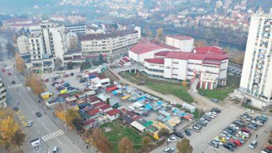 Photo of Centar Priboja dobija moderan izgled: Novi Priboj krasiće trg, zelene oaze i pešačke staze