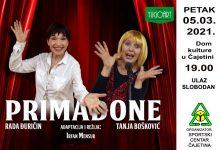 """Photo of Predstava """"Primadone"""" u Domu kulture u Čajetini"""