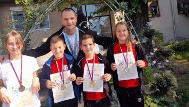 """Photo of Takmičari Karate kluba """"Užice"""" vratili se svi sa medaljama iz Mladenovca"""